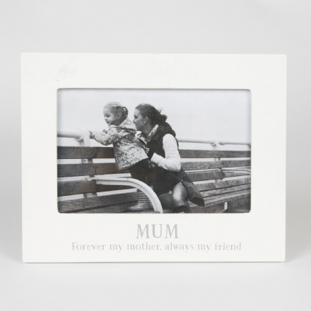 50% off Mum always my friend frame
